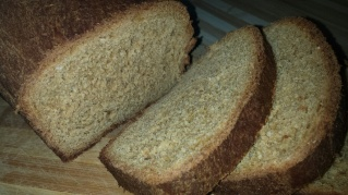 Me Vs. Yeast - Oatmeal Molasses Bread
