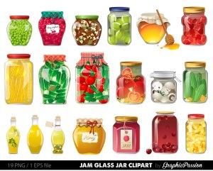 the-kitchen-clipart-preserves-5