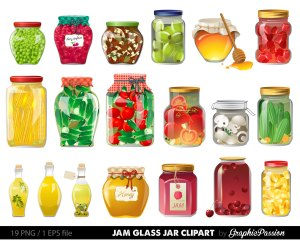 the-kitchen-clipart-preserves-5